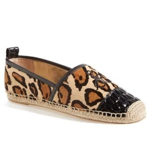 Sam Edelman Lewis Espadrille Loafer Flats Shoes